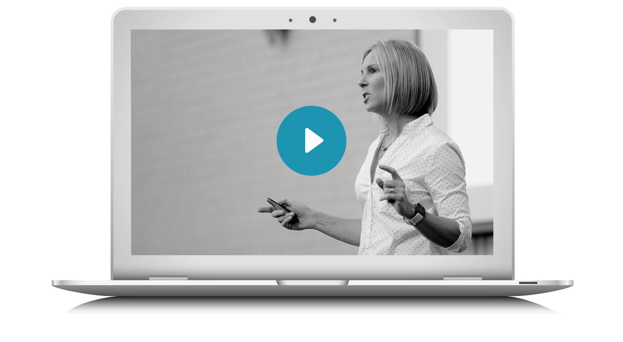 White laptop. Vectop EPS10